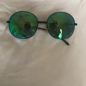 Illesteva Mirror Sunglasses